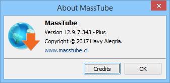 MassTube 12.9.7.343 Plus