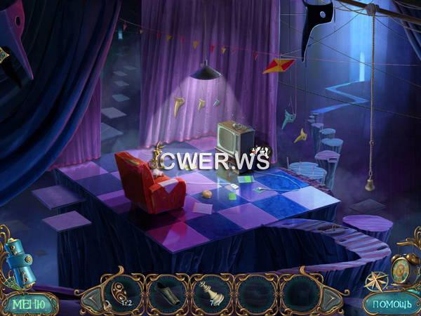 скриншот игры Повелитель снов 2. Наследие тьмы. Коллекционное издание