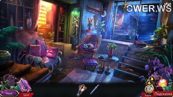 скриншот игры Тайный орден 7. Сумрачное зияние. Коллекционное издание