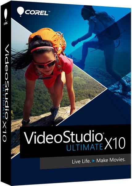 Corel VideoStudio Ultimate X10