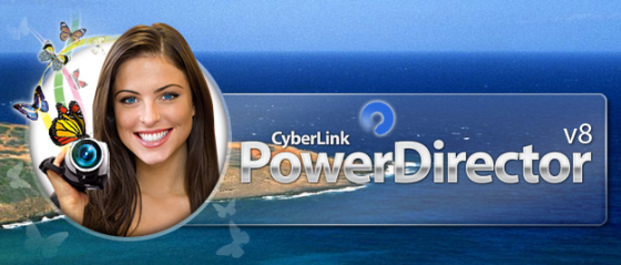 Cyberlink PowerDirector 8.00.1930