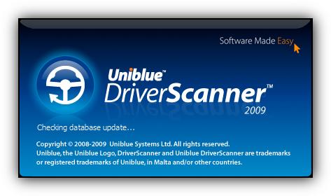 Driver Scanner - удобная программа для поиска драйверов.