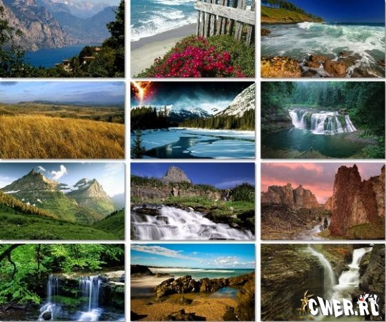 Nature WideScreen Wallpapers Part 44
