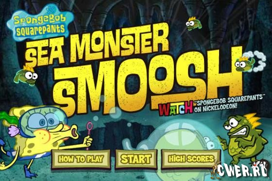 Sponge Bob: Sea Monster Smoosh
