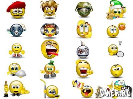 Аватары выражения лица фото / скачать ...: photoeffekti.hourb.com/effektionline33/page.php?n=827-animirovannie...