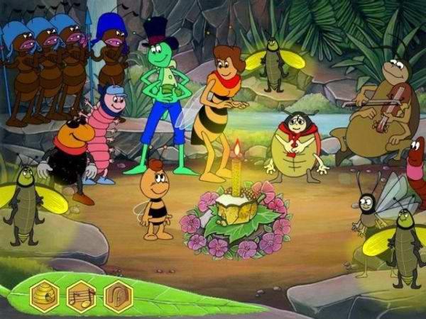 пчелка майя игра скачать - фото 6