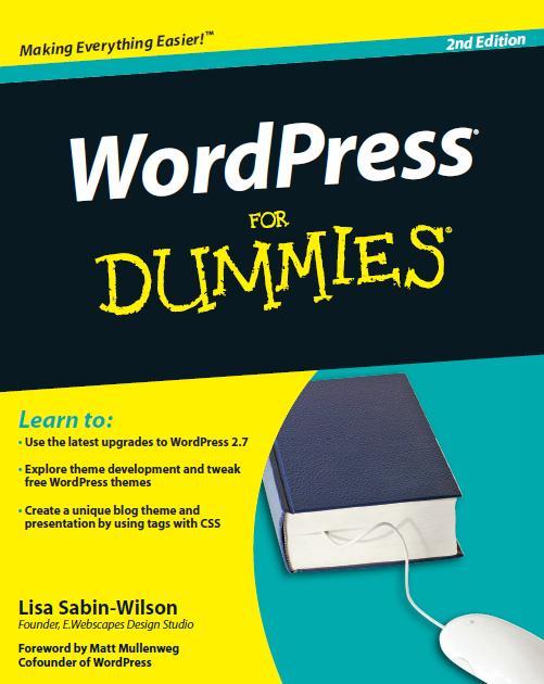 Wordpress для чайников pdf скачать
