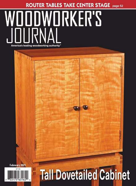 Woodworker's Journal №1 February 2021