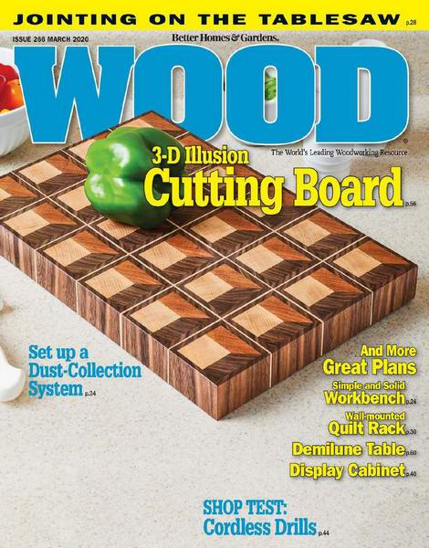 Wood Magazine №266 March 2020