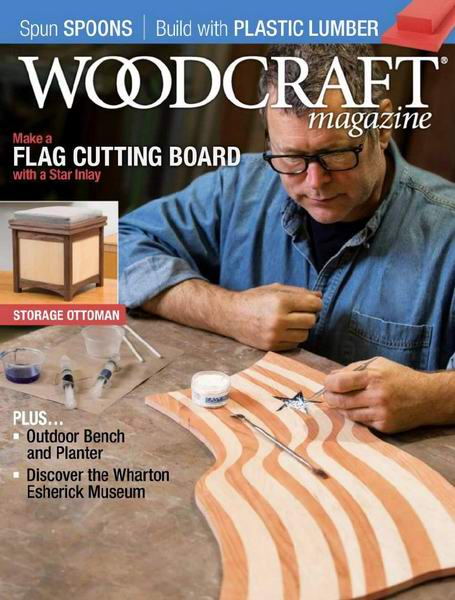 Woodcraft Magazine №89 June-July 2019 USA