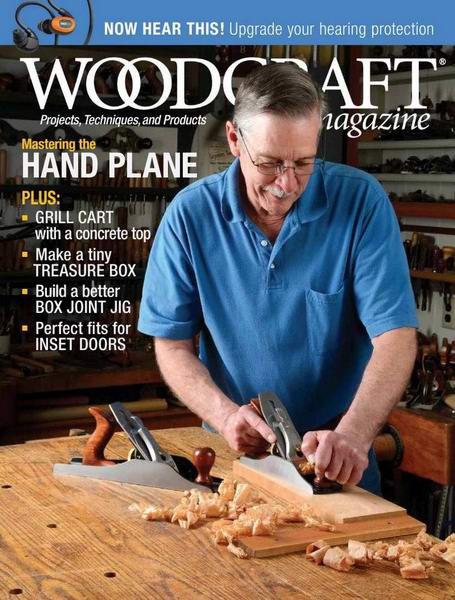 Woodcraft Magazine №83 июнь-июль June-July 2018 USA