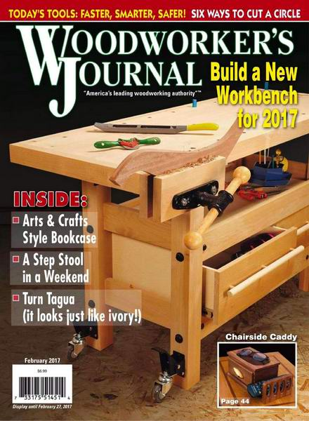 Woodworker's Journal №1 February 2017