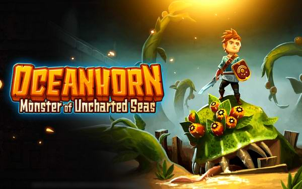 игра Oceanhorn: Monster of Uncharted Seas
