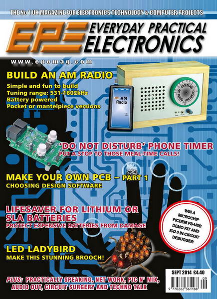 Everyday Practical Electronics №9 September 2014