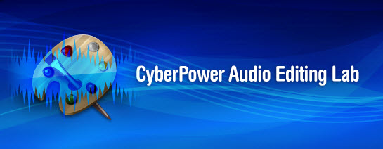 CyberPower Audio Editing Lab 15.2.2