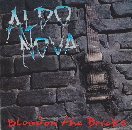 Aldo Nova - Blood On The Bricks (1991)