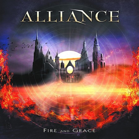 Alliance - Fire And Grace (2019)