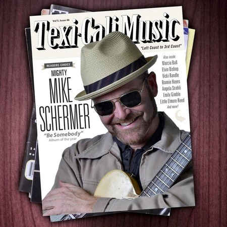 Mighty Mike Schermer. Be Somebody (2013)