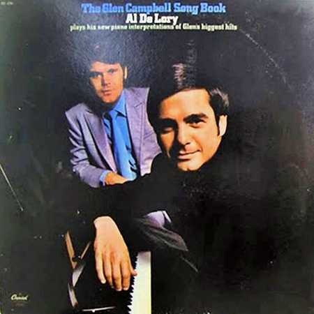 Al De Lory Piano & String Orchestra - The Glen Campbell Song Book (1969)