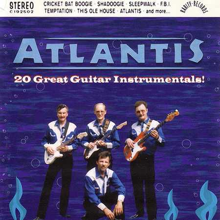 Atlantis - 20 Greatest Guitar Instrumentals (1995)