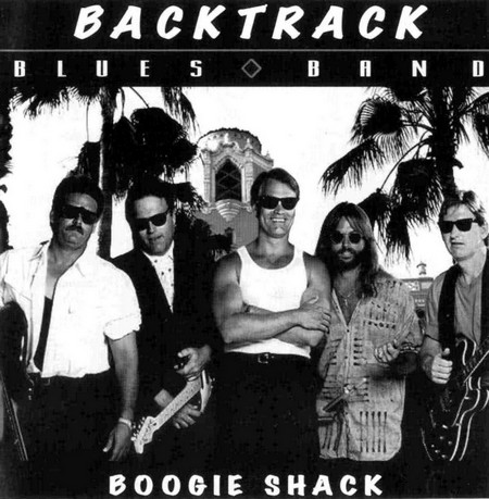 Backtrack Blues Band - Boogie Shack (1995)