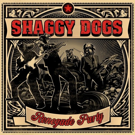 Shaggy Dogs. Renegade Party (2013)