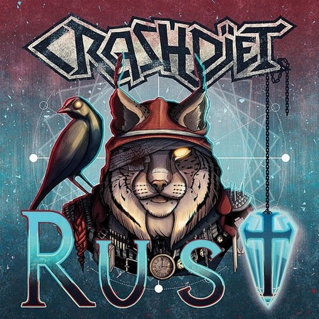Crashdiet - Rust (2019)