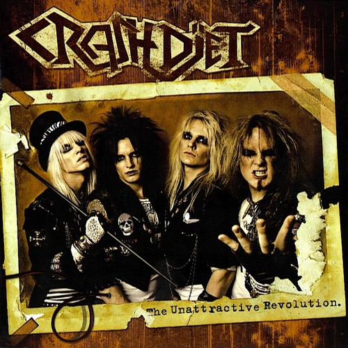 Crashdiet - The Unattractive Revolution (2007)