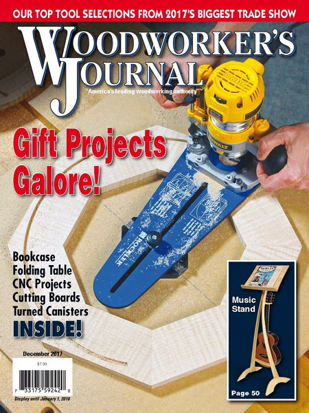 Woodworker's Journal №5 October 2017