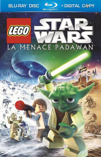 Лего звездные войны: Падаванская чтобы повадки не было (2011) HDRip