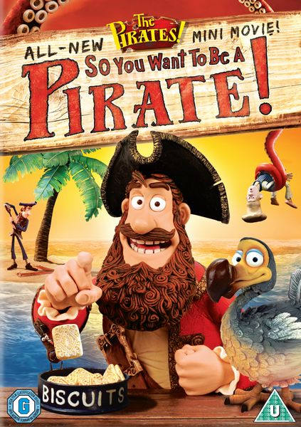 Кто хочет стать Пиратом? / The Pirates! So You Want To Be A Pirate! (2012/DVDRip)