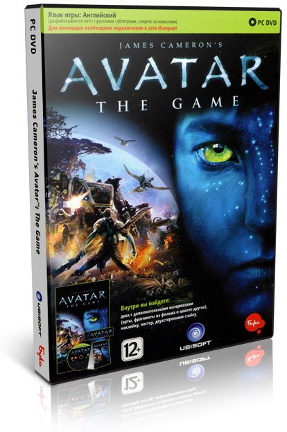 James Cameron's Avatar: The Game (2009/Repack)