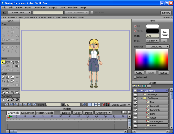 Скачать программе для создания анимации из фото