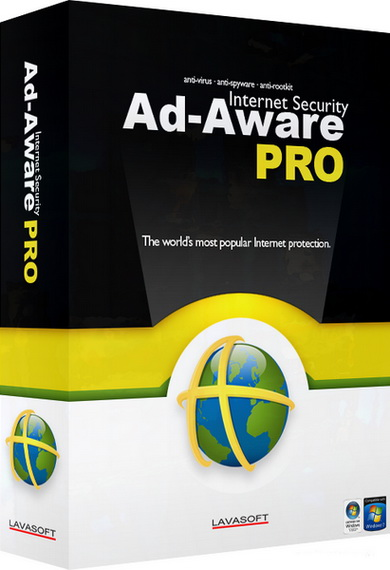 Ad-Aware Pro Internet Security 9.5.0 Final + Rus