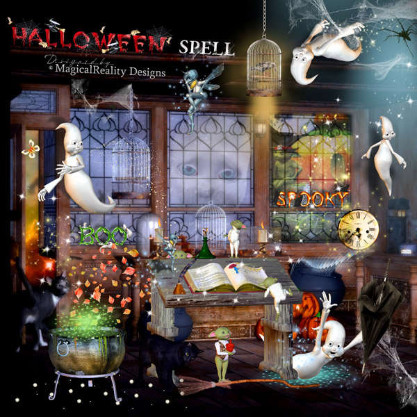 Halloween Spell (Cwer.ws)