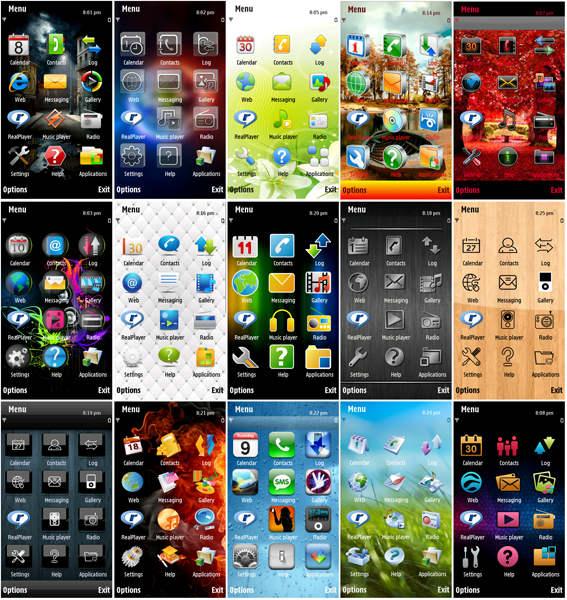 Скачать программы на Symbian
