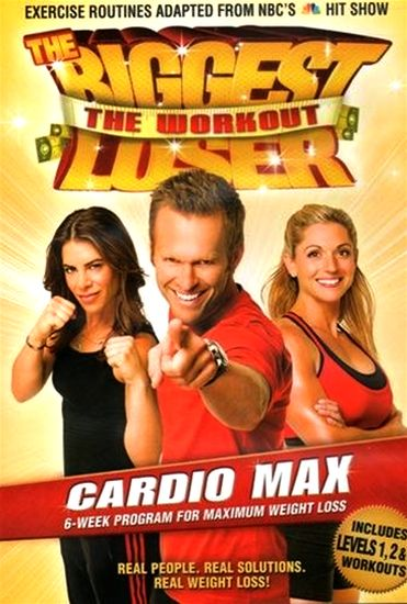 The Biggest Loser Workout. Cardio Max (2007) DVDRip
