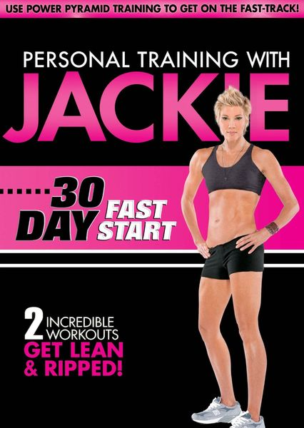 Personal Training with Jackie: 30 Day Fast Start (2011) DVDRip