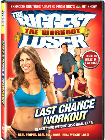 The Biggest Loser. Last Chance Workout (2009) DVDRip