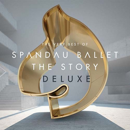 Spandau Ballet. The Very Best Of. The Story (2014)