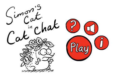 Simon's Cat in Cat Chat