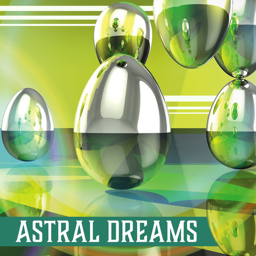 Astral Dreams. Insomnia Help Sleeping Music