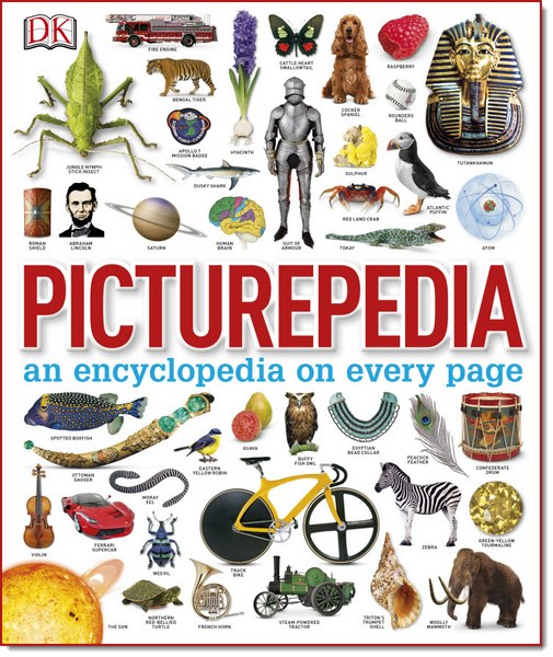 Picturepedia. An encyclopedia on every page