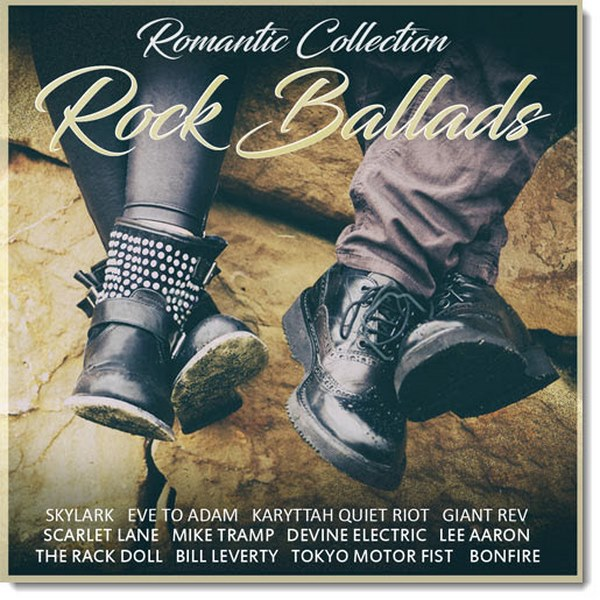 Romantic Collection. Rock Ballads (2017)