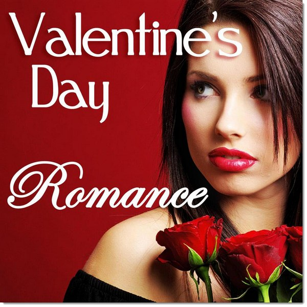 The Romantic Saxophone Band. Valentine's Day Romance (2015)