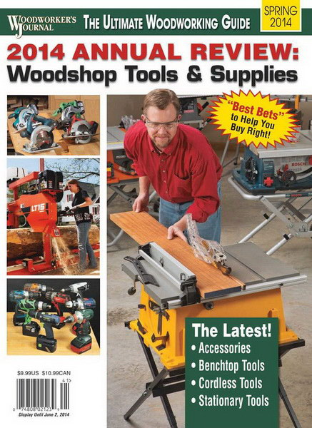 Woodworker's Journal (Spring 2014)