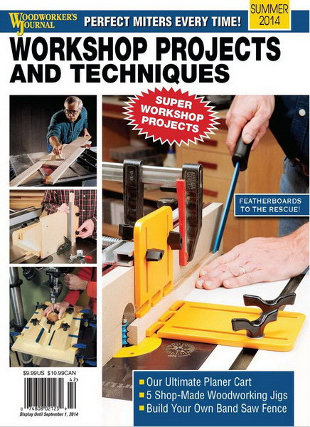 Woodworker's Journal (Summer 2014)