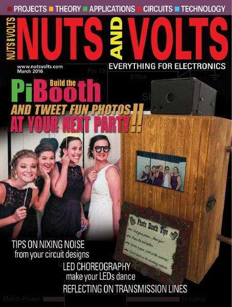 Nuts And Volts №3 (March 2016)
