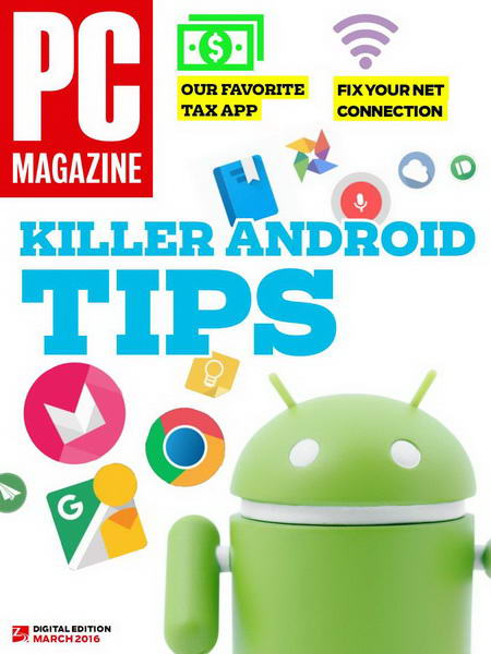 PC Magazine №3 (March 2016) USA