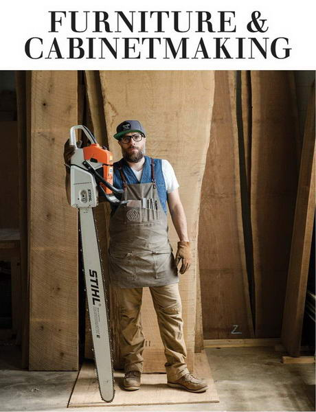 Furniture & Cabinetmaking №290 (December 2019)